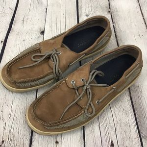 Brown Sperry Top-Sider Shoes!
